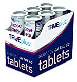 TRUEplus® Glucose Tablets, Raspberry Flavor - 6X