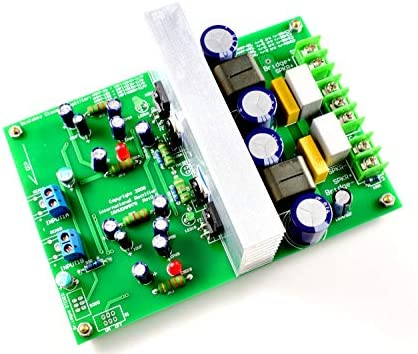 Amazon com: Two-channel L15DX2 IRS2092 CLASS D Power Amplifier