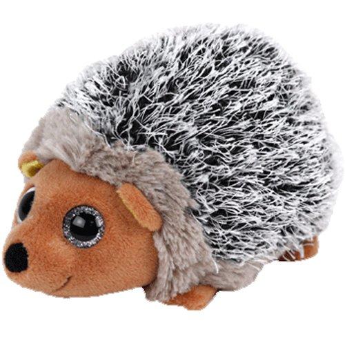 Ty Beanie Babies Spike The Brown Hedgehog (Spike Hedgehog)
