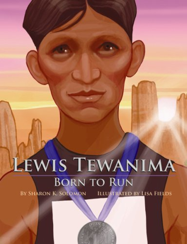 Lewis Tewanima: Born to Run by Pelican Publishing (Image #2)