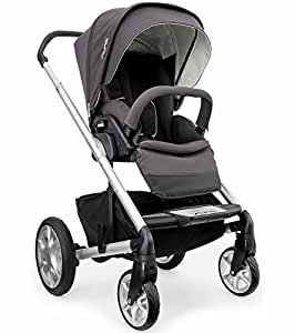 nuna mixx stroller in slate baby. Black Bedroom Furniture Sets. Home Design Ideas