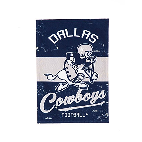 Team Sports America 14L3808VINT Dallas Cowboys Vintage Linen