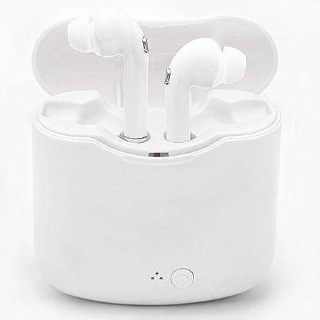 Cuffie wireless CEKATECH®, auricolari Bluetooth compatibili con Huawei P8 Lite (2017), Auricolari wireless con microfono, auricolari wireless con