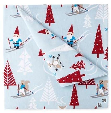 Amazon.com: JCP Home 100% Cotton Heavyweight Flannel Sheet Set