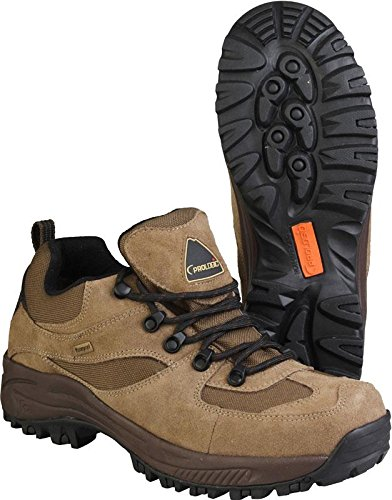 Prologic Cross Grip de Trek Low Cut Zapatillas – Marrón 44
