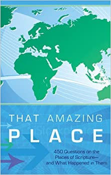 Book That Amazing Place PB (Bible Trivia)