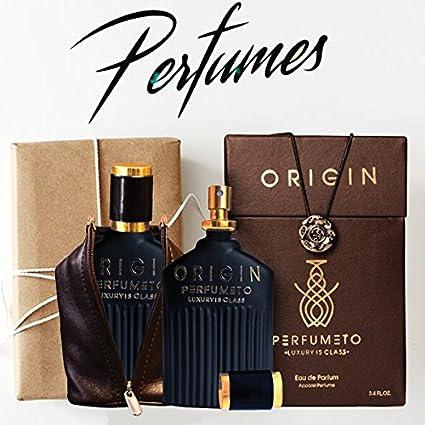 Buy Perfumeto Origin Green Lemon Leaf And Citrusy Verbena Blend