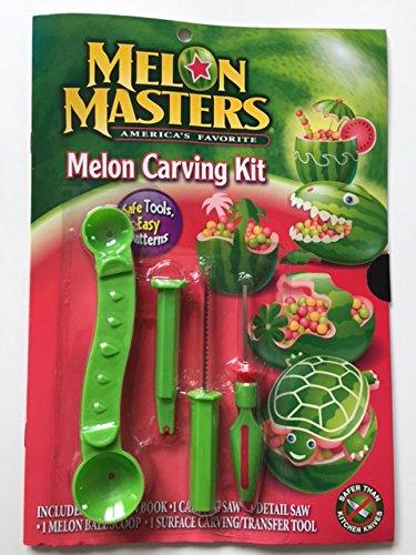 Melon Masters Melon Carving Kit
