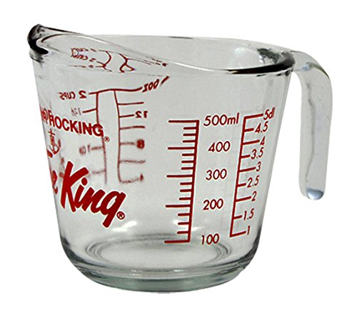 Anchor Hocking Fire-king 16 Oz Glass Measuring Cup (Fire King Glass Mug)