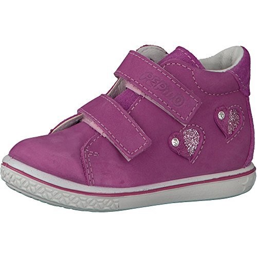 Ricosta Mädchen Lina Hohe Sneaker Pink (Candy)