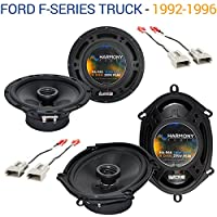 Ford F-Series Truck 1992-1996 Factory Speaker Replacement Harmony Speakers New