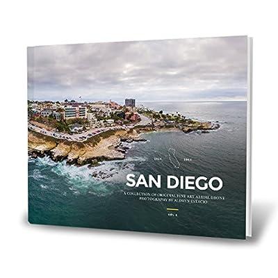 San Diego - Aerial Drone Photography By Aldryn Estacio Vol. 1