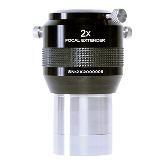Explore Scientific 2X Focal Extender   2 quot; Telescopes