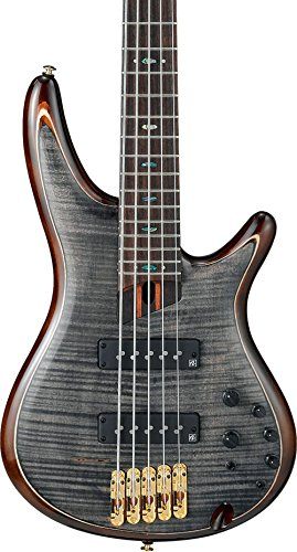 Ibanez SR1405E SR Premium - Transparent Grey Black for sale  Delivered anywhere in USA