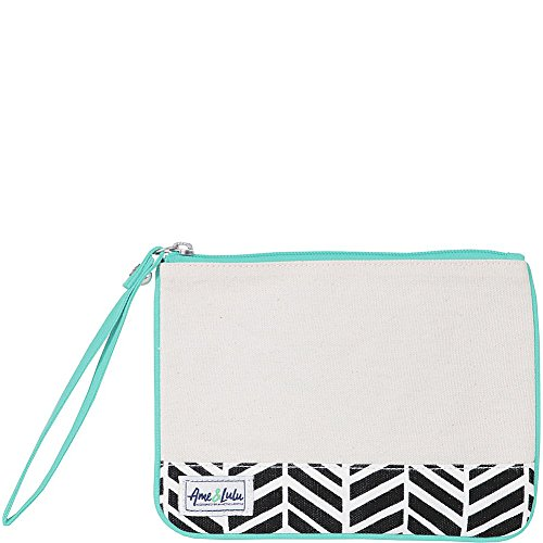 Ame Lulu Forget Me Not Wristlet