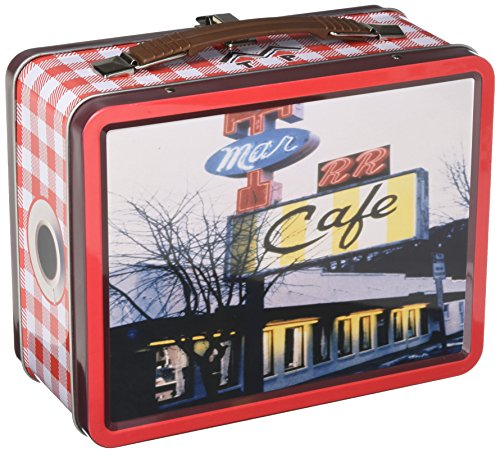 Bif Bang Pow! Twin Peaks Double R Diner Tin Tote ()