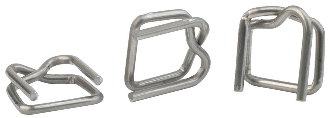 PAC Strapping B-6A 3/4'' Wire Buckle
