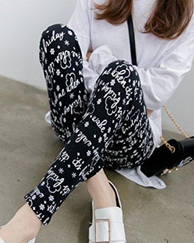 Taille Legging Imitation Noir Pantalon Push Zimu Stretch Haute Jean Jeggings Up Femme vSqY0nIq