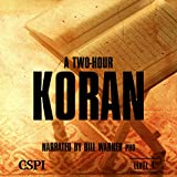 Bargain Audio Book - A Two Hour Koran