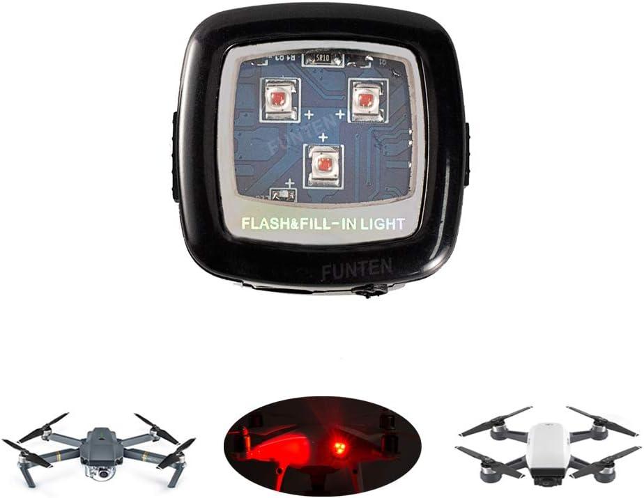 Rechargeable Strobe Lamp Flash LED Navigation Light Kit for DJI Mavic Mini Drone