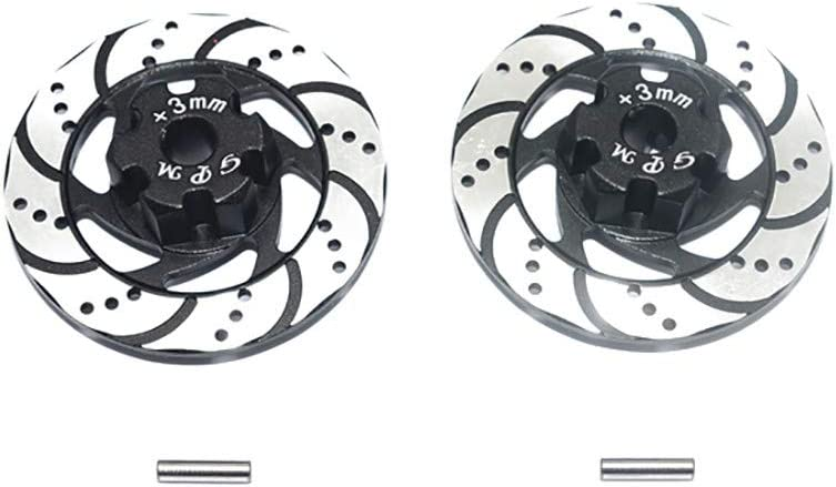 Binory - Rotor de Disco de Freno anticorrosión para Traxxas ...