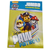 Best Paw Patrol Book For A One Year Olds - Paw Patrol 96P Jumbo Coloring Book - Call Review