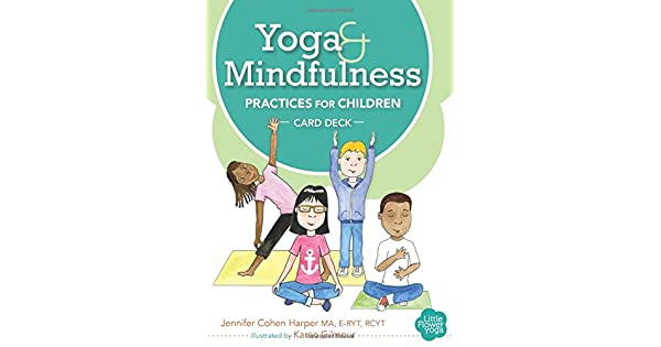 Amazon.com: Yoga and Mindfulness Practices for Children Card ...