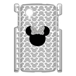 Custom Printed Phone Case Mickey Mouse For Google Nexus 5 RK2Q01851