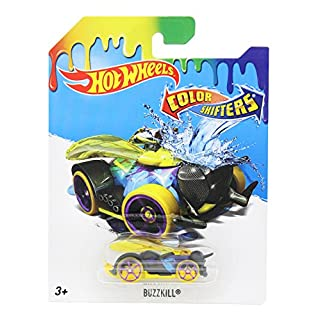 Hot Wheels Color Shifters Buzzkill (Purple to Blue)