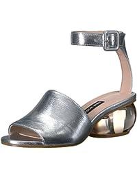 Women's Enyo Metallic Heeled Sandal