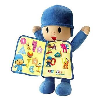 Pocoyo 87257 - Libro De Actividades (Bandai)