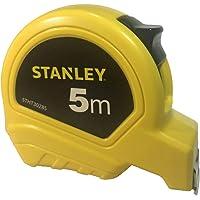 Stanley Stht30285/8B Şerit Metre, Sarı/Siyah, 5 M X 19 Mm