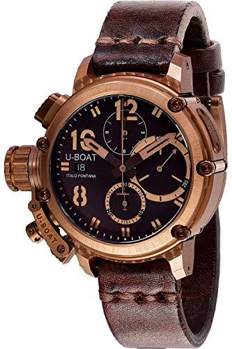 U-Boat 8014 Chimera Bronze Chrono 43mm - Uboat Watches