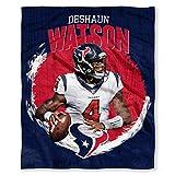 "Northwest Houston Texans NFL Deshaun Watson Silk Touch 50"" x 60"" Throw Blanket"
