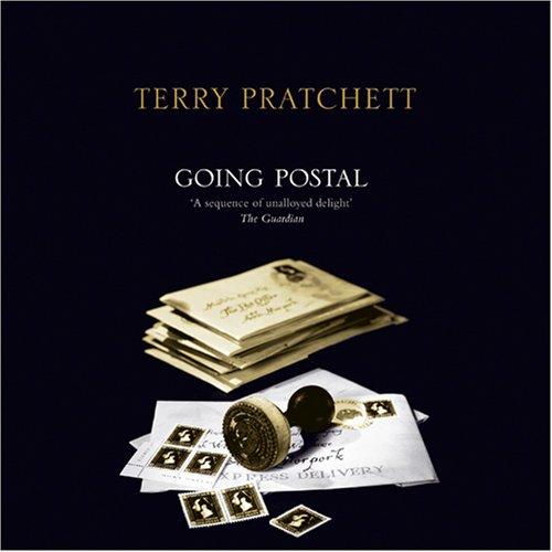 Bargain Audio Book - Going Postal