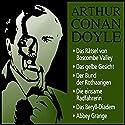 Sherlock Holmes Collection I Hörbuch von Arthur Conan Doyle Gesprochen von: Peter Weis