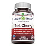 Cheap Amazing Formulas Tart Cherry Extract – 1000 Mg, 120 Capsules – Antioxidant Support – Promotes Joint Health & a Proper Uric Acid Level Balance