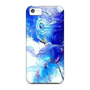 Excellent Iphone 5c Case Tpu Cover Back Skin Protector Beautiful Elf