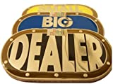 pokerweights Dealer Button & Blind Set