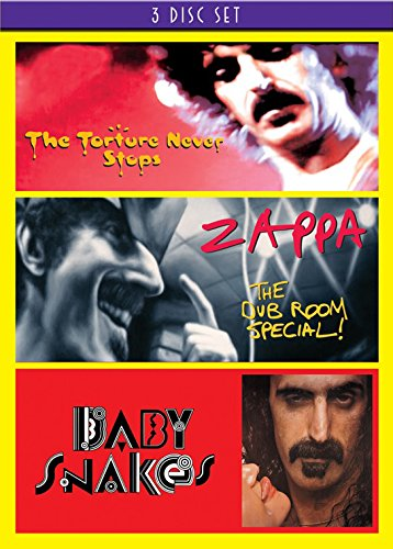 Frank Zappa - Baby Snakes / The Dub Room Special! / The Torture Never Stops [pal Region 2] - Zortam Music