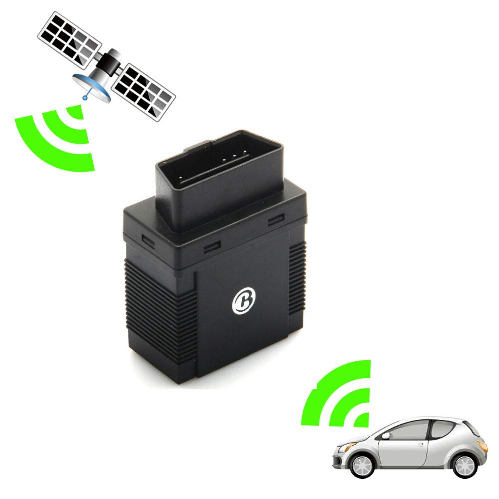 Amazon.com: TKSTAR OBD GPS Tracker, dispositivo de ...