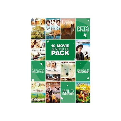 10 movie family pack - 7