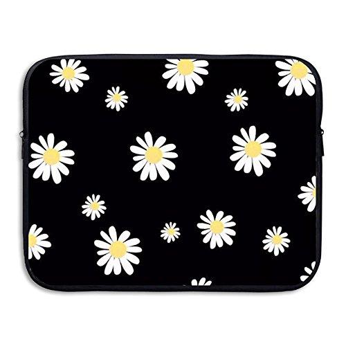 Daisy Laptop - CHERINA RHEA Computer Bag Laptop Case Sleeve Bag Daisy Yellow Flower Waterproof 13-15 Inch For IPad Air Macbook Pro Surface Book Notebook Ultrabook