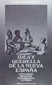Download Idea y querella de la nueva Espana / Ideas and Disputes of New Spain (Spanish Edition) pdf epub