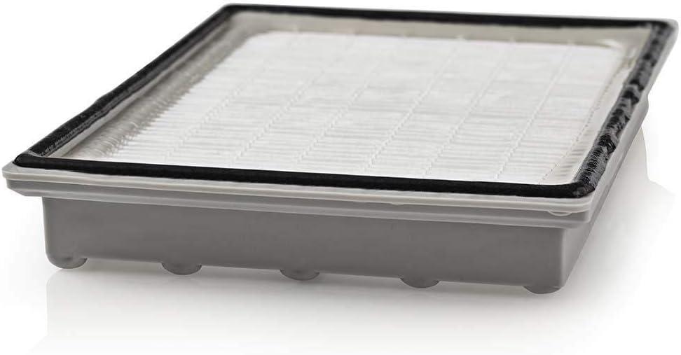 Invero - Filtro HEPA Activo de Repuesto para aspiradoras Bosch ...
