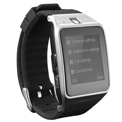 Chidjon LG128 - Smartwatch con Soporte para Tarjeta SIM, NFC ...