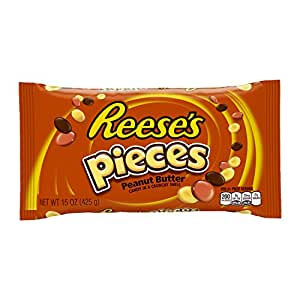 REESE'S PIECES Candy (15-Ounce Bag)