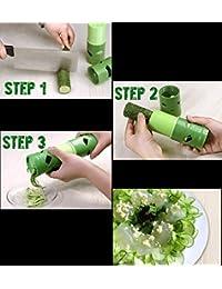Gain #1 Veggie Spiralizer - The VEGGIE TWIST - Raw Low Carb Noodle Maker - Spiral Zucchini, Squash, Carrots,Cucumbers... reviews