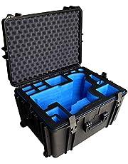 Professionele outdoor case, koffer voor Sony FS7 / FS5 camcorder, 4 accu's & vele andere accessoires, IP67 waterdicht, klaar voor start trolley, made in Germany