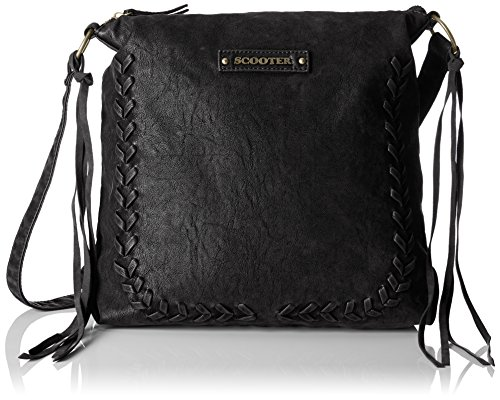 Scooter Black Goa 6 Women Bags noir Shoulder axf7aFwq